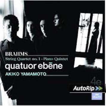 Impresariat Simmenauer » Quatuor Ébène